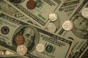 Money_Bills and Coins