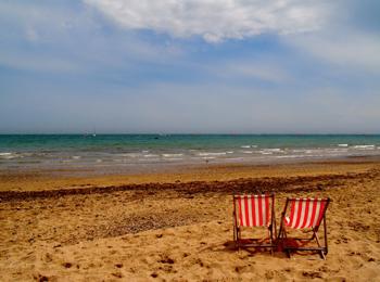 Summer Beach Fun at FearlessFatLoss.com