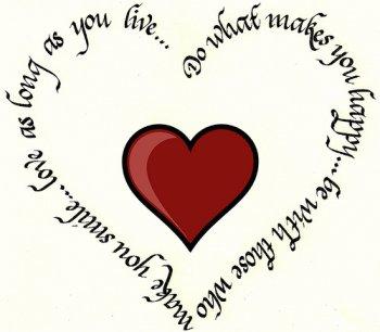 Affirmation Heart