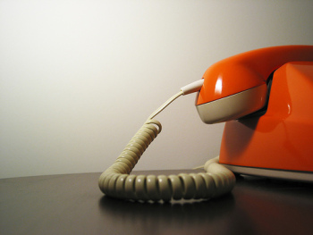 Old Telephone | Fearless Fat Loss