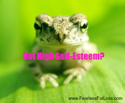 HighSelfEsteemFrog at FearlessFatLoss.com