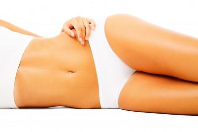 Fearless Fat Loss - Fit Woman in White Bikini