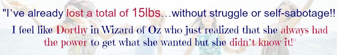 15 Pound Weight Loss Testimonial   Emotional Eating Coach JoLynn Braley   FearlessFatLoss.com