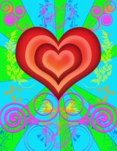 Red Heart at Fearless Fat Loss dot com