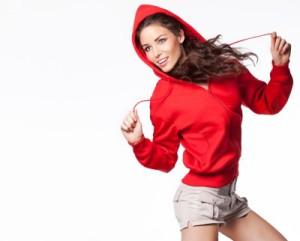 Fit woman in red | Fearless Fat Loss