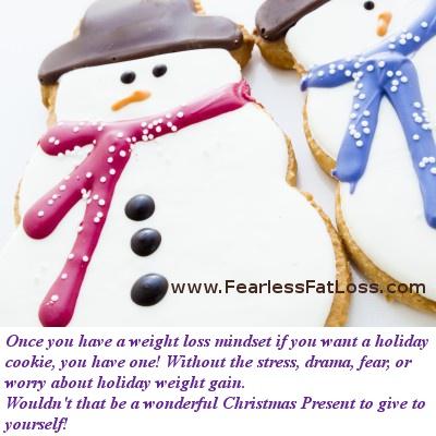 Snowman Cookies   Fearless Fat Loss