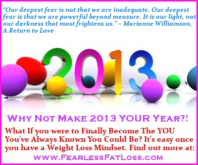 Make 2013 Your Year to Shine!