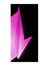 Arrow - Pink
