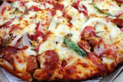 Whole Pizza | Fearless Fat Loss