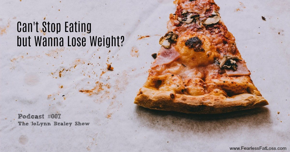 can stop eating lose weight
