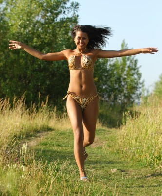 Bikini Happy | FearlessFatLoss.com