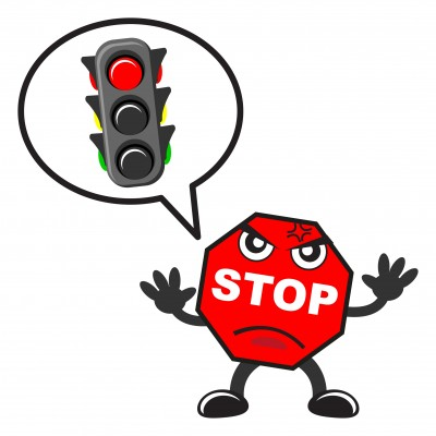 Self Sabotaging Inner Stop Signs | Fearless Fat Loss dot com