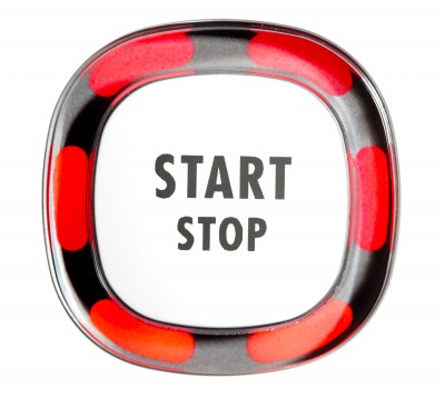 Start Stop Button - Self-Sabotage at FearlessFatLoss.com