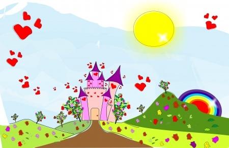 Fairy Tale Castle of Magic