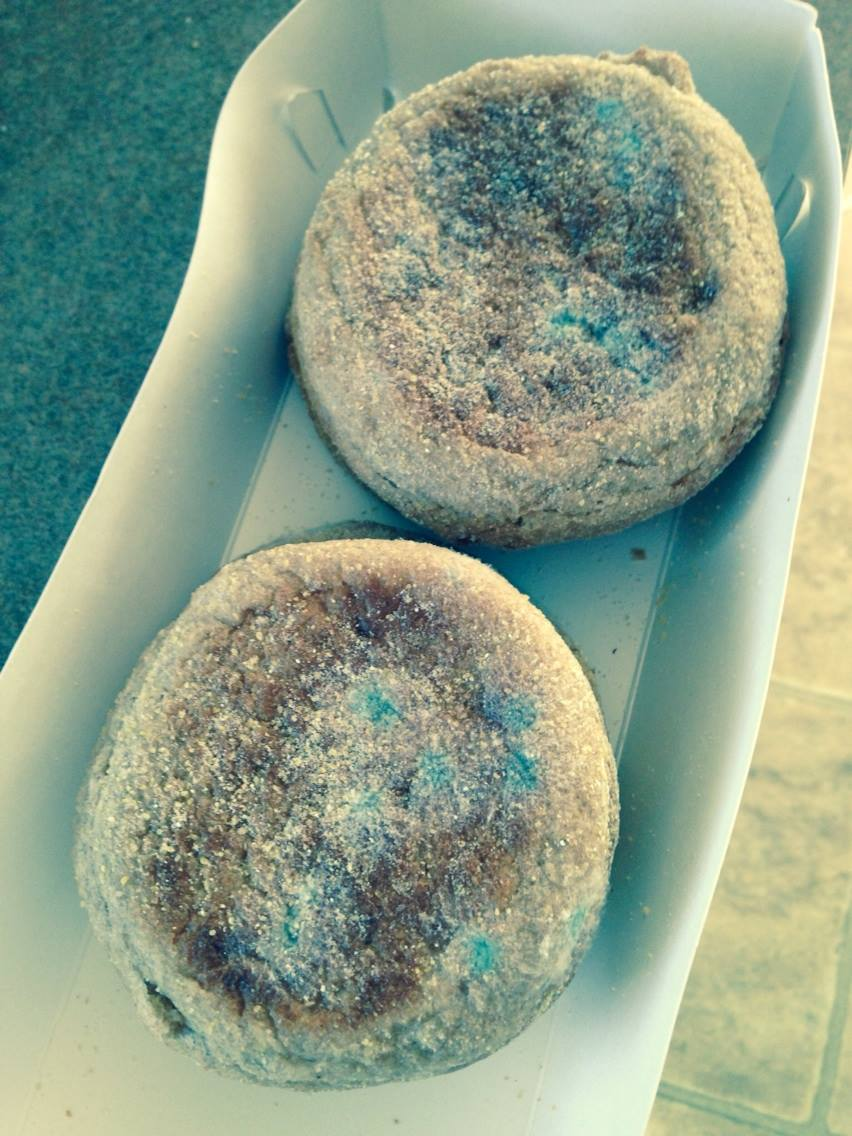 What Normal Eating Looks Like: Moldy Muffins!