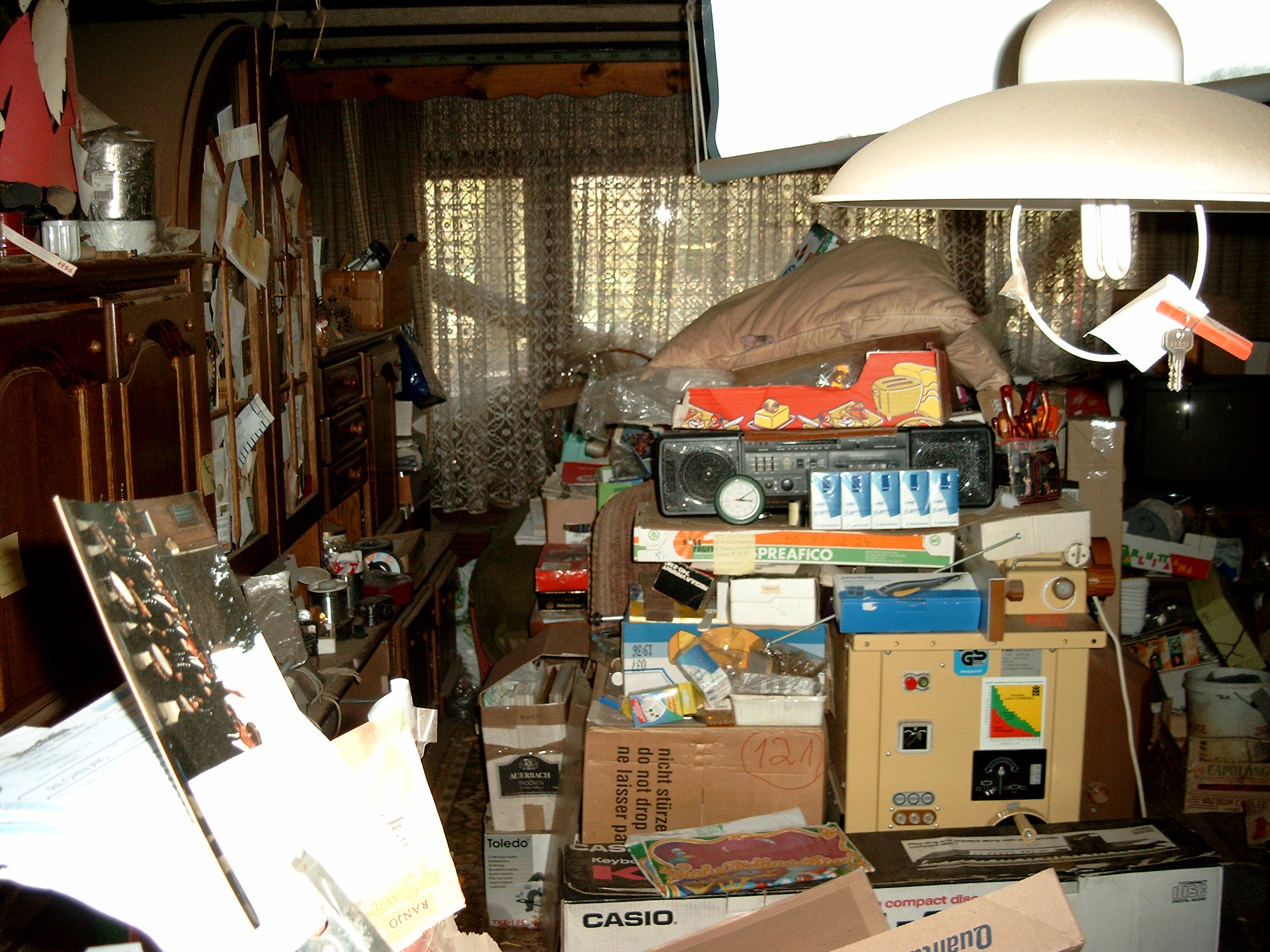 Hoarders and Overweight at FearlessFatLoss.com