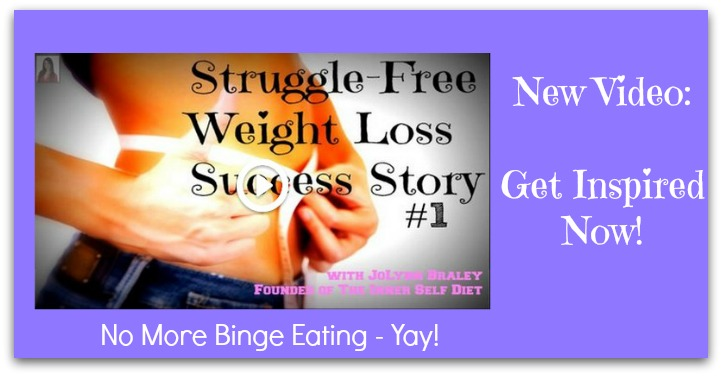 Struggle-Free Weight Loss Success Story 01 - No More Binge Eating