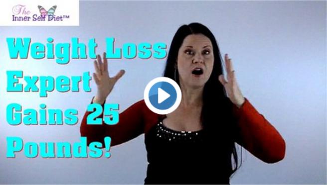 Weight Loss Expert Gains 25 Pounds