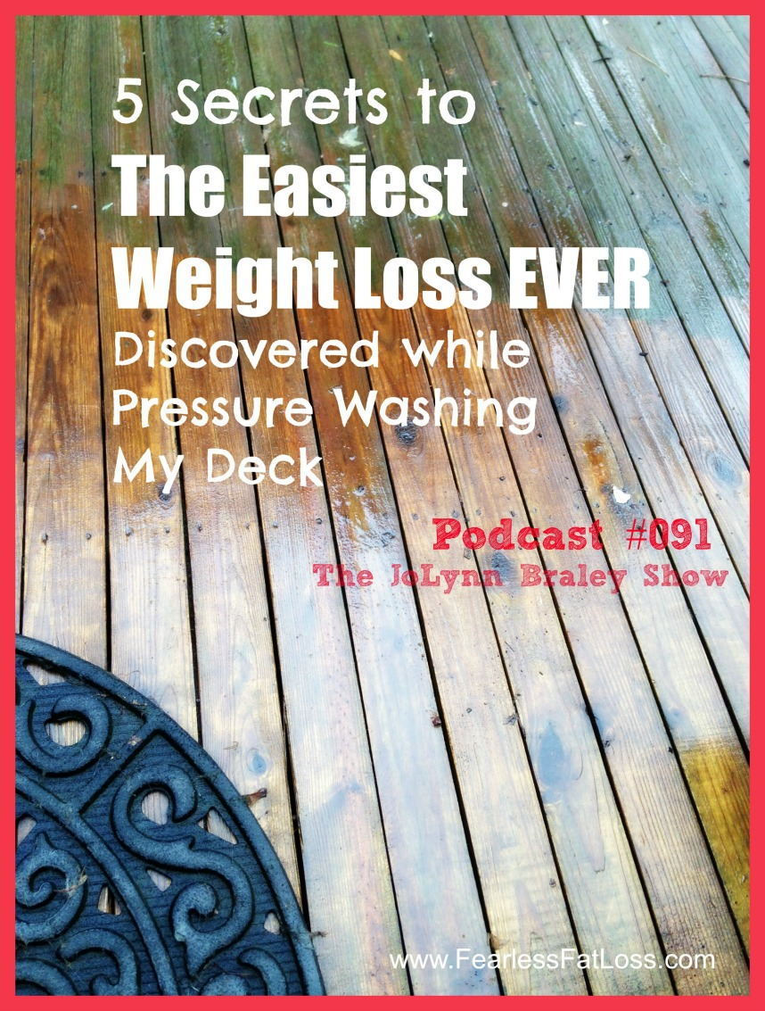5 Secrets to the Easiest Weight Loss Ever [Podcast #091]