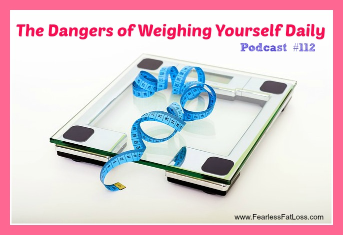 The Dangers Of Weighing Yourself Daily