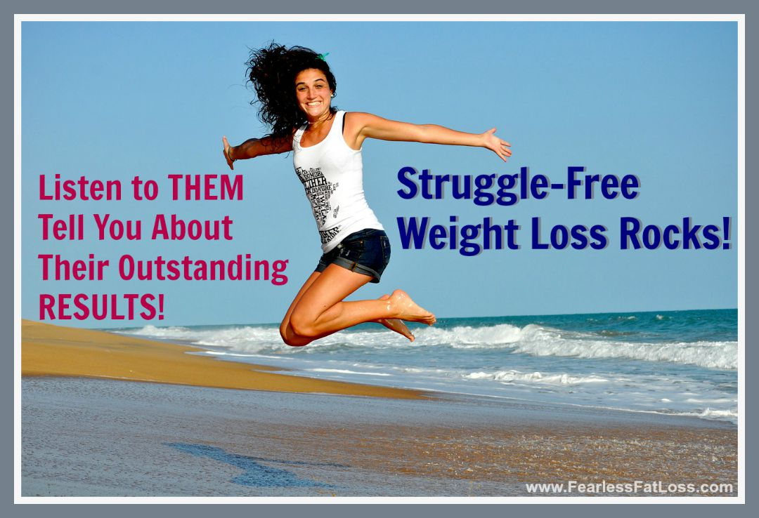 Struggle-free Weight Loss Success Stories Audio Interviews with Emotional Eating Coach JoLynn Braley | FearlessFatLoss.com