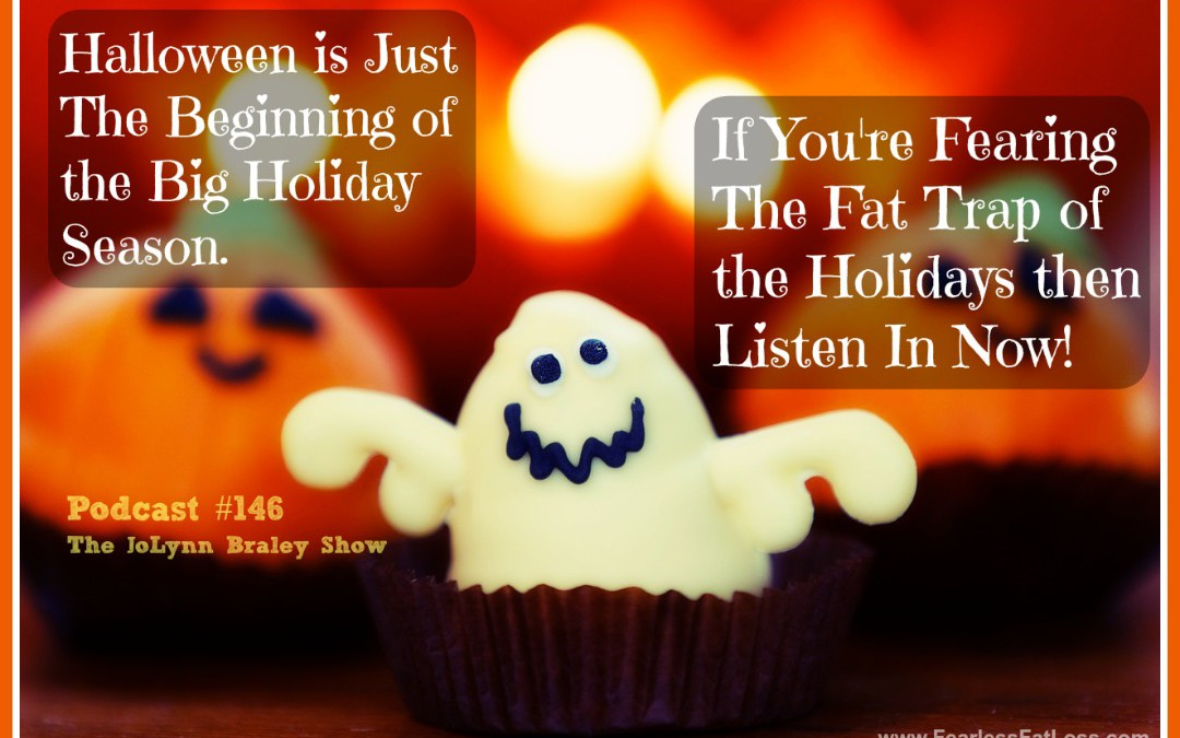Wanna Avoid the Fat Trap of The Holiday Season? [Podcast #146]
