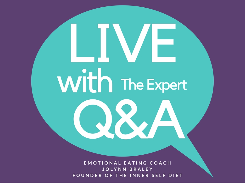 Free Weight Loss Q&A with JoLynn Braley Permanent Weight Loss Coach   FearlessFatLoss.com   Emotional Eating Help