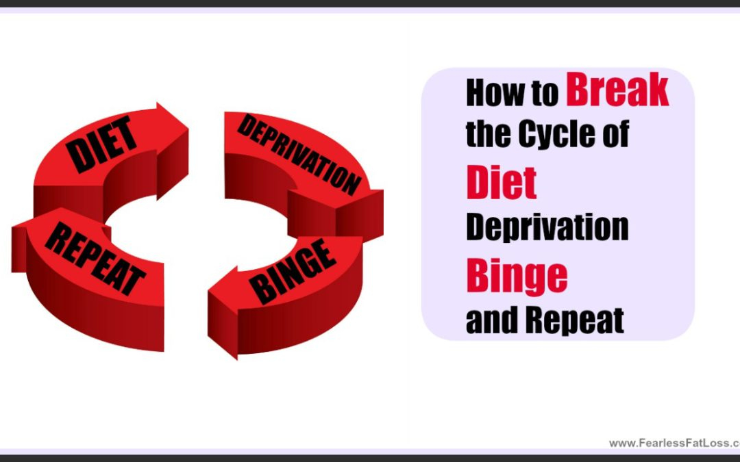 How to Break the Cycle of Diet Deprivation Binge and Repeat