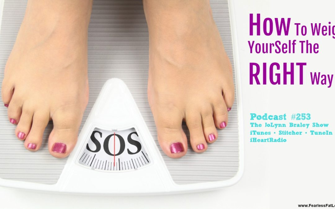 How to Weigh Yourself The Right Way [Podcast #253]